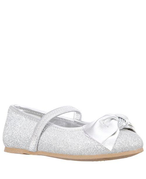 Nina Toddler & Little Girls Liza-T Dress Shoe