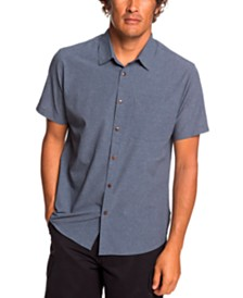 Quiksilver Waterman Men's Tech Tides Shirt