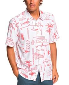 Quiksilver Waterman Men's All The Goods Shirt