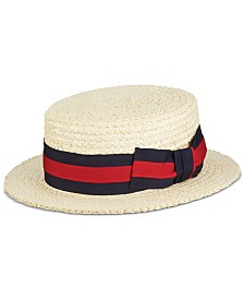Woolrich Men's Boater Hat