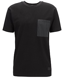 BOSS Men's Tames Relaxed-Fit Cotton T-Shirt