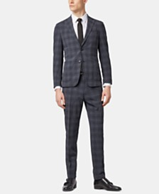 BOSS Men's Novem Slim-Fit Suit