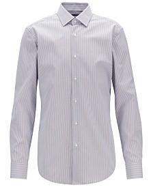 BOSS Men's Jenno Slim-Fit Cotton Shirt