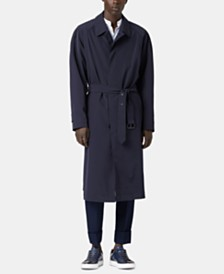 BOSS Men's Trench Coat