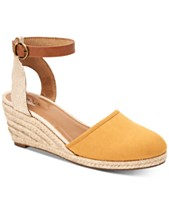 8f99e73adc Style   Co Mailena Wedge Espadrille Sandals