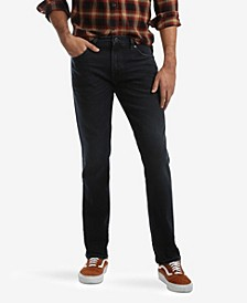 Men's Slim Fit Tapered Jeans