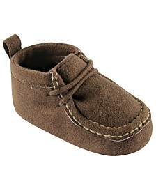Wallabee Inspired Boots, 0-18 Months