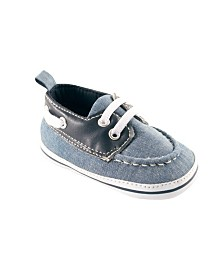Luvable Friends Slip-on Shoe for Baby, 0-18 Months