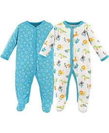 Sleep and Play, 2-Pack,0-9 Months