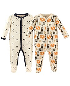 Sleep and Play, 2-Pack, 0-9 Months