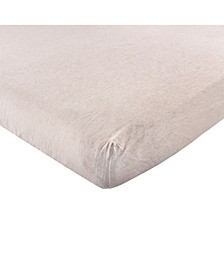 Fitted Crib Sheet, One Size