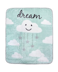 Hudson Baby High Pile Blanket, One Size