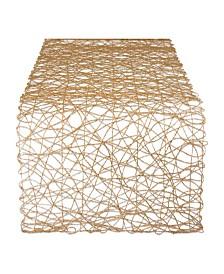 Woven Paper Table Runner