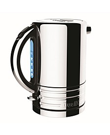 Black, Steel Design Series Kettle