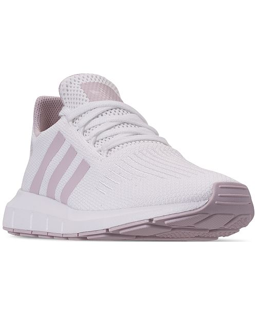 exclusive range sports shoes authentic adidas Women's Originals Swift Run Casual Sneakers from ...