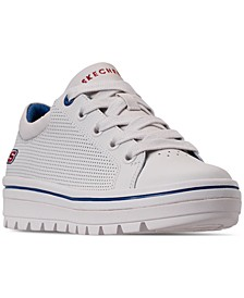 Women's Street Cleat Freshest Casual Sneakers from Finish Line