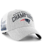 differently 011a3 aa26a  47 Brand New England Patriots Super Bowl LIII Champ Heather MVP Adjustable  Cap