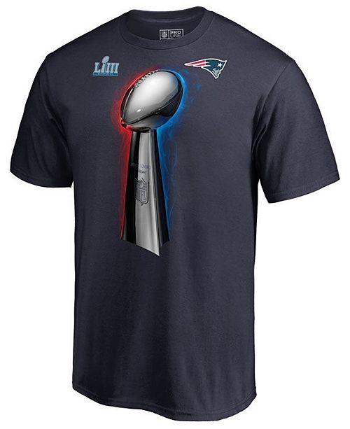 Majestic Men's New England Patriots Champ Parade Celebration T-Shirt