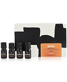 4-Pc. Detox Essential Oils Set