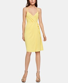BCBGeneration Crossover Sheath Dress
