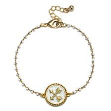 Capwell & Co. Double Arrow Bracelet