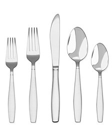 Hampton Forge Absolute Satin 20-PC Flatware Set