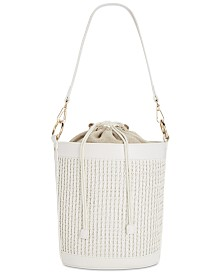 I.N.C. Ajae Bucket Crossbody, Created for Macy's