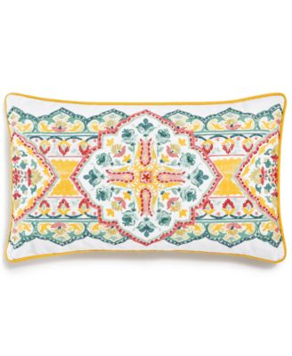 "Ankur Cotton 24"" x 14"" Decorative Pillow"