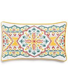 """CLOSEOUT!  Ankur Cotton 24"""" x 14"""" Decorative Pillow"""