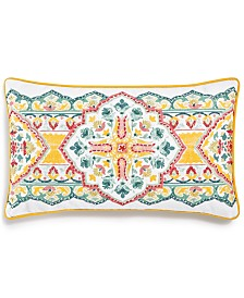 "Lacourte Ankur Cotton 24"" x 14"" Decorative Pillow"