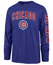 48f1b000fbe  47 Brand Men s Chicago Cubs Rival Local Long Sleeve T-Shirt