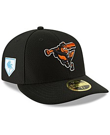 Baltimore Orioles Spring Training 59FIFTY-FITTED Low Profile Cap