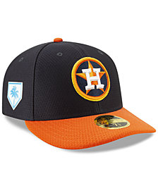 New Era Houston Astros Spring Training 59FIFTY-FITTED Low Profile Cap
