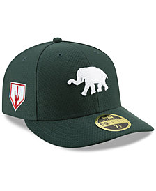 New Era Oakland Athletics Spring Training 59FIFTY-FITTED Low Profile Cap