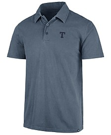 '47 Brand Men's Texas Rangers Hudson Polo