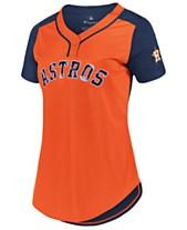 Majestic Women s Houston Astros League Diva T-Shirt 77a07c7a0