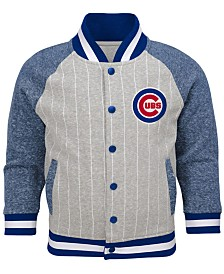 Outerstuff Toddlers Chicago Cubs Game Pride Bomber Jacket