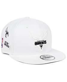 New Era Charlotte Hornets Night Sky 9FIFTY Snapback Cap
