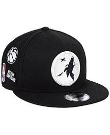 New Era Minnesota Timberwolves Night Sky 9FIFTY Snapback Cap