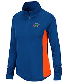Women's Florida Gators Albi Quarter-Zip Pullover