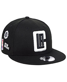 New Era Los Angeles Clippers Night Sky 9FIFTY Snapback Cap