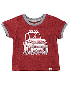 Baby Alabama Crimson Tide Monster Truck T-Shirt