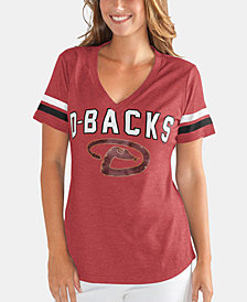 G-III Sports Women's Arizona Diamondbacks Rounding the Bases T-Shirt