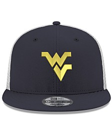 New Era West Virginia Mountaineers TC Meshback Snapback Cap