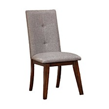 Mid -Century Modern Style Side Chair - Set Of 2