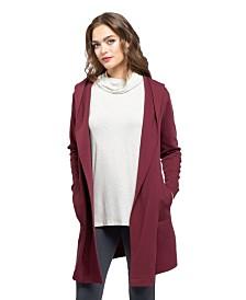 YALA Luca Organic Cotton and Viscose from Bamboo Hooded Jacket