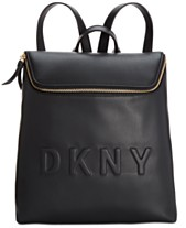 DKNY Tilly Top-Zip Bucket Backpack 47f61582639d3
