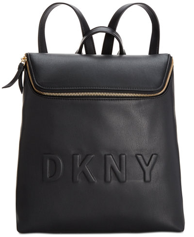 DKNY Tilly Top-Zip Bucket Backpack, Created for Macy's