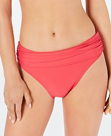 Tommy Hilfiger Foldover Bikini Bottom