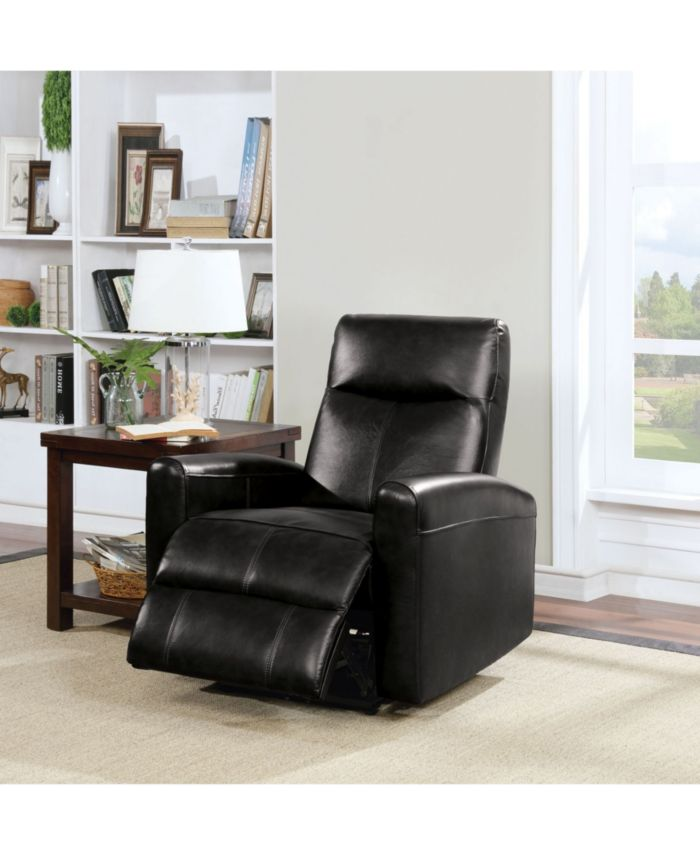 Acme Furniture Blane Recliner (Power Motion) & Reviews - Recliners - Furniture - Macy's